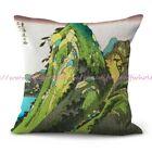 pillow cover Utagawa (Ando) Hiroshige hakone Japanese art cushion cover