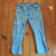 Levis 505 Blue Denim Jeans 40x30
