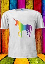 Unicorn Basic T-Shirts for Women