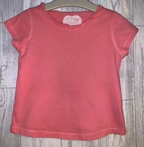 Girls Age 3-4 Years - Next Short Sleeved Top