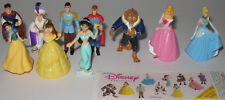 "Satz Fremdfiguren ""Disneys Princess"" on Zaini mit Beipackzettel"