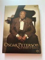 Oscar Peterson A Night in Vienna DVD and CD Set