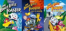 The Brave Little Toaster + Goes to Mars + To the Rescue 1 + 2 + 3 Reg 1 New DVD