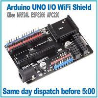 Arduino Nano IO WiFi Wireless Shield for XBee, NRF24L, APC220, ESP8266 RobotDyn