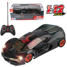 1:12 Electric RC Remote Control Model Racing Car With Open Doors Lights Kids Toy