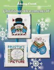Christmas Ornaments IV LFT361 by Stoney Creek cross stitch pattern