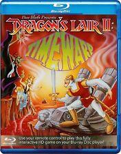 Dragon's Lair II 2 Time Warp BLU RAY - Like NEW, working perfectly, tested!