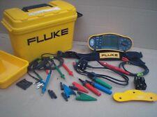 Fluke 1653 B Multi function Meter Probe Tester & Accessories 1652 B 1654 1653