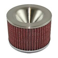 Redline EFI Air Pod Filter 114mm neck Stainless Steel - 16-512