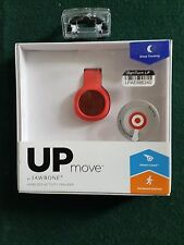 Jawbone UP Move Wireless Activity Tracker Sleep Monitor Ruby Rose Red JL06 Clip