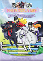 Horseland - Friends First, Win or Lose (DVD, 2007)