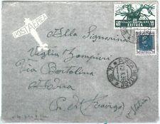 71997 - AOI  ERITREA  - Storia Postale: BUSTA - POSTA MILITARE  55  1936