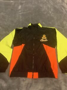 San Jose Clash Size Large Jacket Windbreaker Mithcell And Ness 25th Aniversary