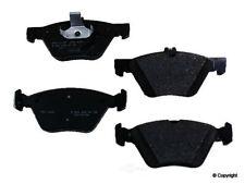 Genuine Disc Brake Pad fits 2004-2009 Mercedes-Benz E350 E320  WD EXPRESS