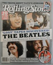 Rolling Stone Magazine Issue 613 May 2003 The Beatles Lost Tapes Discovered!