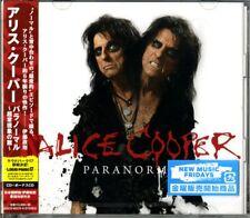 ALICE COOPER-PARANORMAL-JAPAN 2 CD G88