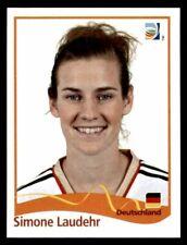 Panini FIFA World Cup 2011 Germany Women Sticker #38 Simone Laudehr Germany