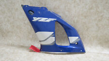 OEM 1998-2001 Yamaha R1 YZF1000 Left Mid Body Fairing Panel Plastic Used
