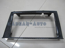 CARBON RHD RADIO CONSOLE SURROUND (REPLACEMENT) FOR NISSAN R34 GTR