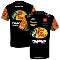 Martin Truex Jr Joe Gibbs Racing Team Collection Sublimated Pit Crew T-Shirt -