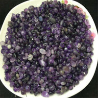 Amethyst Ore Crushed Gravel Stone Chunk Lots Degaussing DIY Jewelry natural