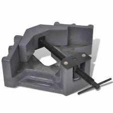 Vidaxl ��tau D'angle Manuel 115 mm outils serrage Garage atelier Bricolage