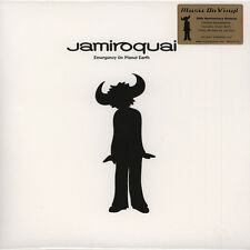 Jamiroquai - Emergency On Planet Earth (Vinyl 2LP - 1993 - EU - Reissue)