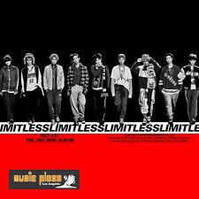 NCT 127 2ND MINI ALBUM  [ NCT #127 LIMITLESS ]   KPOP  US SELLER