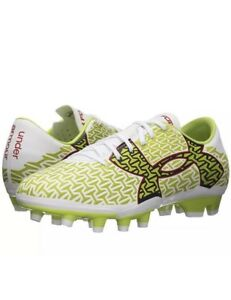 *New* Under Armour UA CF Force 2.0 FG Women's Size 6.5 Soccer Cleats 1264207-100