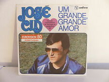 JOSE CID Um grande grande amor EUROVISION 80 PORTUGAL 101312