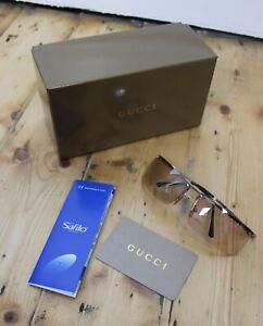 Ladies Authentic GUCCI Sunglasses with Original Box