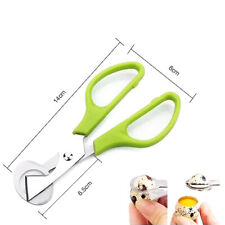 Quail Egg Cutter Pigeon Opener Bird Tool Cracker Blade Clipper Kitchen scisso_HC