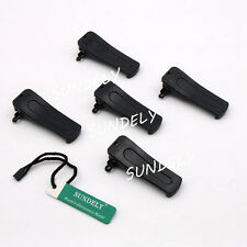 US SELLER 5X Belt Clip for H777 HoT model Radio Factory BF-666S BF-777S BF-888