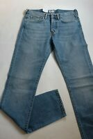 Jeans Edwin Man Ed 75 Relaxed Tapered (Deep Blue Dusky Light Wash) W36 L32