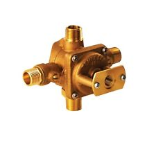 Santec PB-3800 - Pressure Balanced Control Valve Brass With Integral Stops