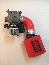 Honda Ruckus 49cc intake kit UNI Filters nps50 carburator jst4shw metropolitan
