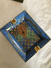Hermes Blue / Grand VIDE POCHE Instrument de musique NEW CENDRIER