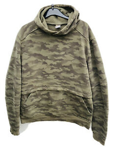 Mens Sweatshirt / Hoody Khaki Green