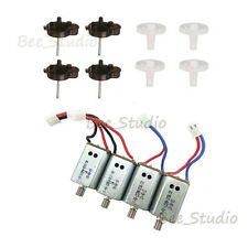 4Pcs RC Quadcopter Spare Part Motor Main Stand Gear sets for Syma X8C X8W Drone