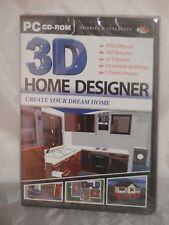 3D Home Designer [ PC DVD - ROOM ] Create your dream home