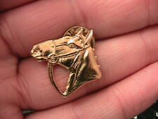 Nouvelle annonce BRITISH HORSE SOCIETY HEAD PIN BADGE BHS RIDER RIDING EQUESTRIAN SHOW JUMPING