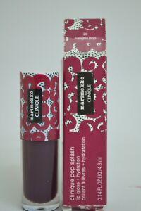 Marimekko for Clinique Pop Splash Lip Gloss + Hydration 0.14fl.oz~20 sangria pop