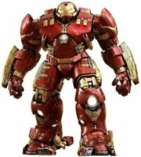 Hot Toys MMS285 1/6 Scale  21in Avengers Age of Ultron Iron Man Hulkbuster Action Figure - Red/Yellow