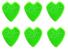 Kirk Hammett Jazz III Plektren (6 unidades) - jazz Picks-Verde
