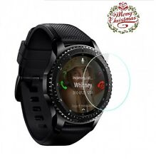 Premium Tempered Glass Screen Protector for Samsung Gear S3 Smart Watch