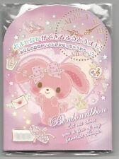 Sanrio BonBonRibbon Notepad Sticker Set Trifold