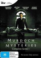 MURDOCH Mysteries Series : Season 1 : NEW DVD