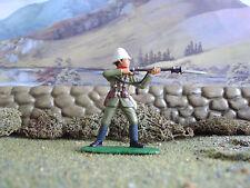 Armies in plastic Boxer rebellion German soldier standing firing 1:32 painted