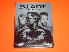 Blade Trinity Blu-Ray Zavvi Limited to 2,000 Copies Steelbook Edition Mint Copy!