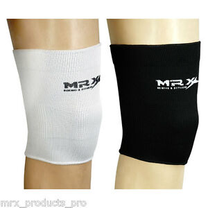 Knee Brace Leg Support Elastic Sleeve Gym Fitness Workout Pain Injury Relief MRX